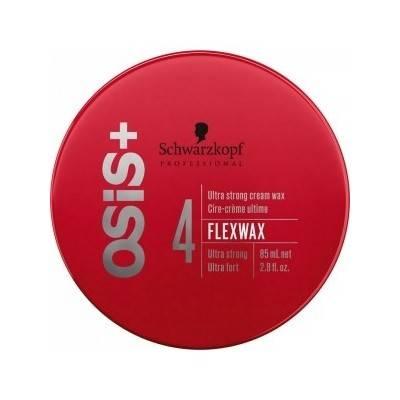 Schwarzkopf Osis+ Flexwax Cera en crema ultrafuerte 85ml.
