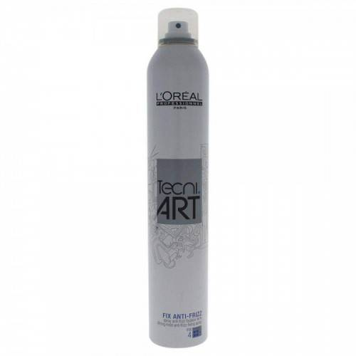 L'Oreal Professionnel Care&Styling TNA Fix Anti-Frizz -4 Spray Ultra-Fijador - 400 ml