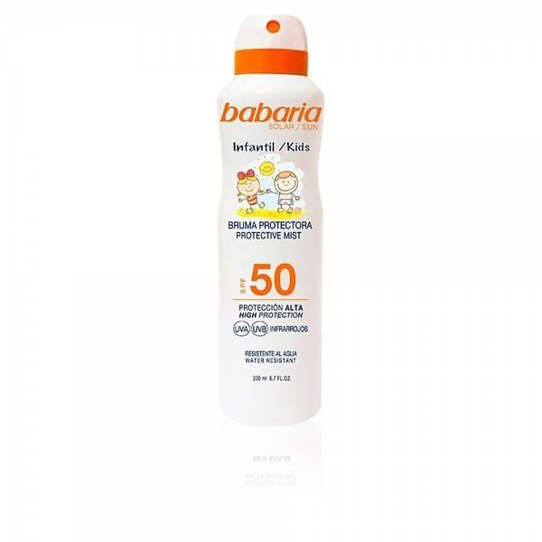 SOLAR INFANTIL bruma protectora SPF50 spray