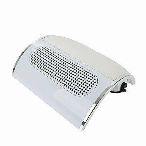 Aspirador de Polvo de Uñas para Manicura y Pedicura
