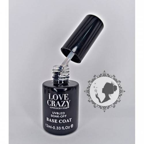BASE COAT LOVE CRACY